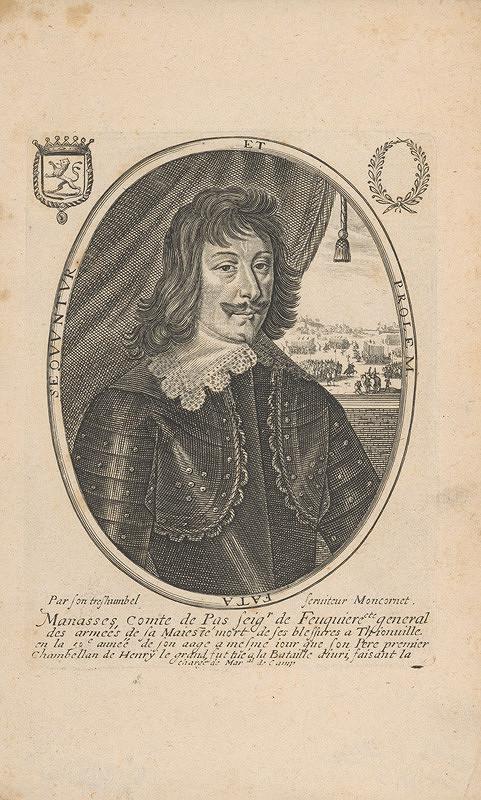 Balthasar Moncornet – Podobizeň grófa Manassesa z Pasu