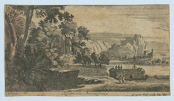 Jeremias Wolff – Regiumculae Amoenissimae