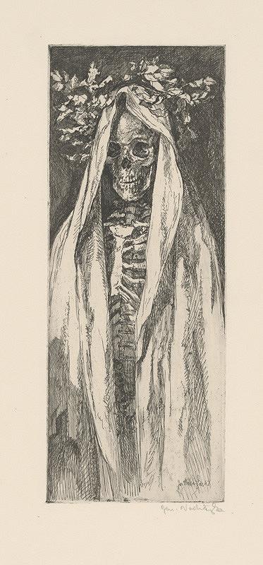 Jaroslav Vodrážka – Ovenčená smrť