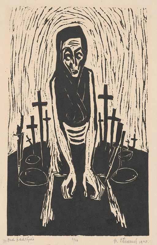 František Studený – Nad padlými