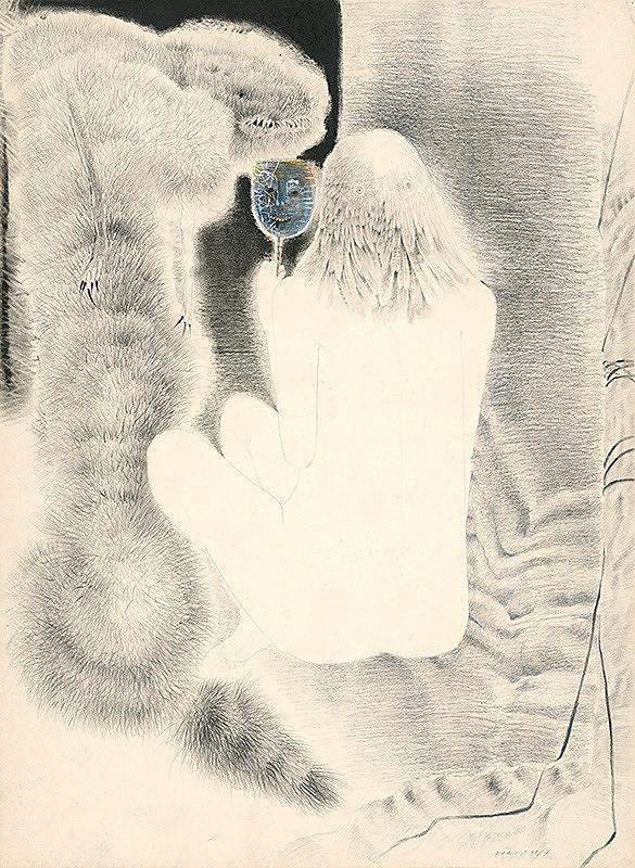 Alžbeta Štefunková-Szabová – Zrkadlo