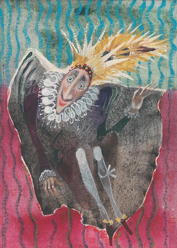 Alžbeta Štefunková-Szabová – Múdry bláznivý kráľ