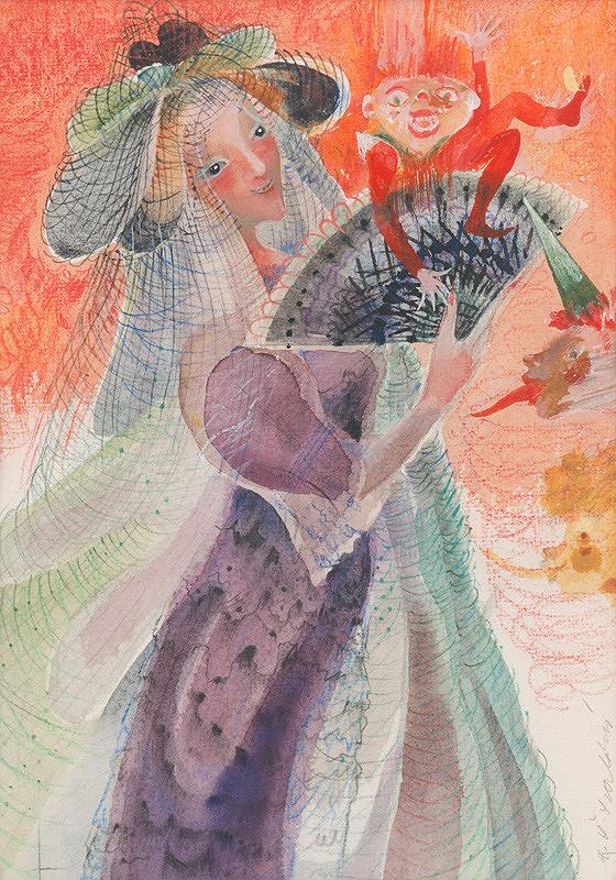 Alžbeta Štefunková-Szabová – Čarodejník vtipkár