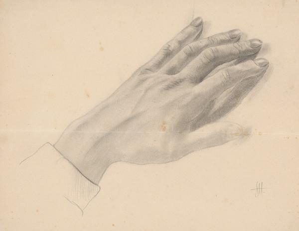 Mikuláš Galanda – Štúdia ľavej ruky