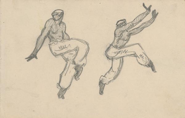Mikuláš Galanda – Tanečníci II