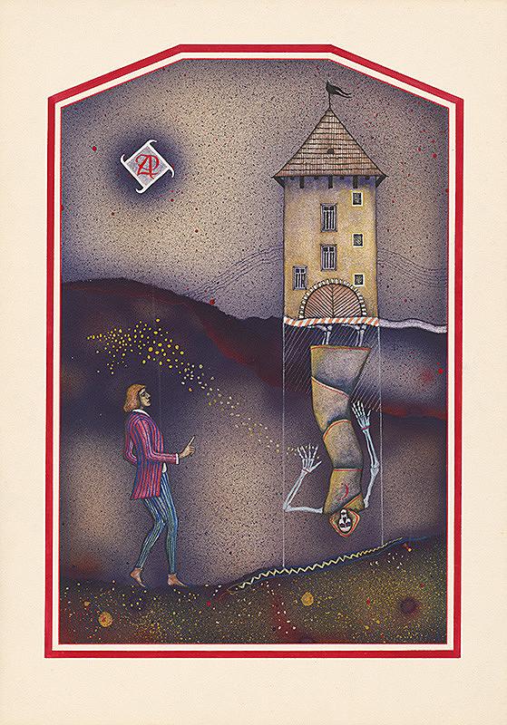 Ivan Riabič – Pustovník pod Pustým hradom