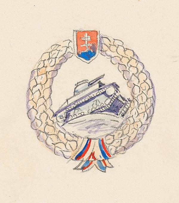 Fraňo Štefunko – Odznak pre útočnú vozku I.