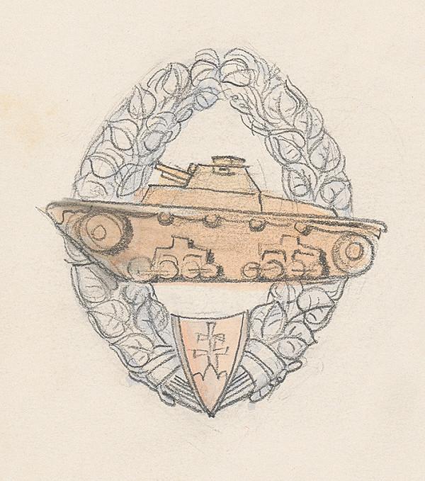 Fraňo Štefunko – Odznak pre útočnú vozku IV.