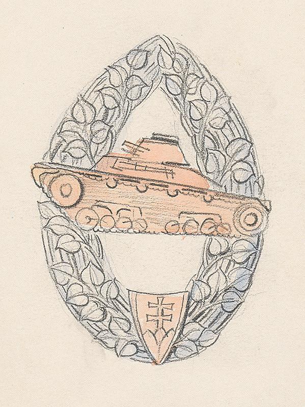 Fraňo Štefunko – Odznak pre útočnú vozku VI.