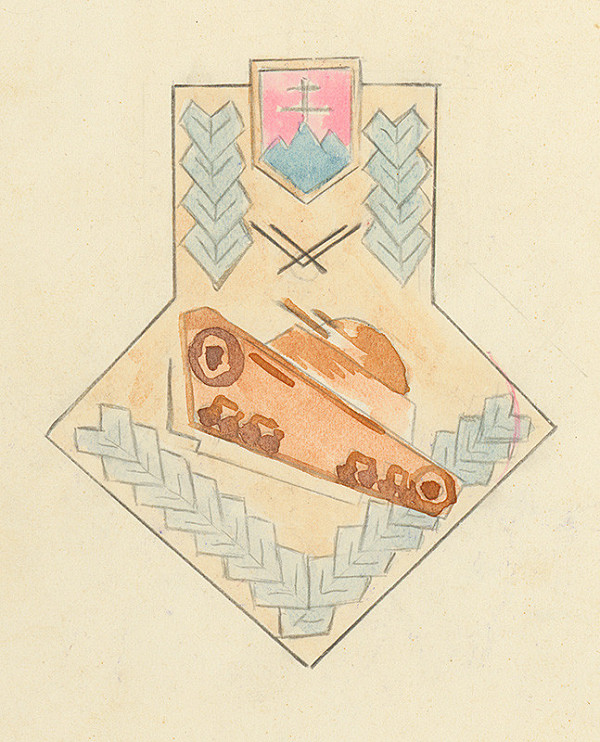 Fraňo Štefunko – Odznak pre útočnú vozku VII.