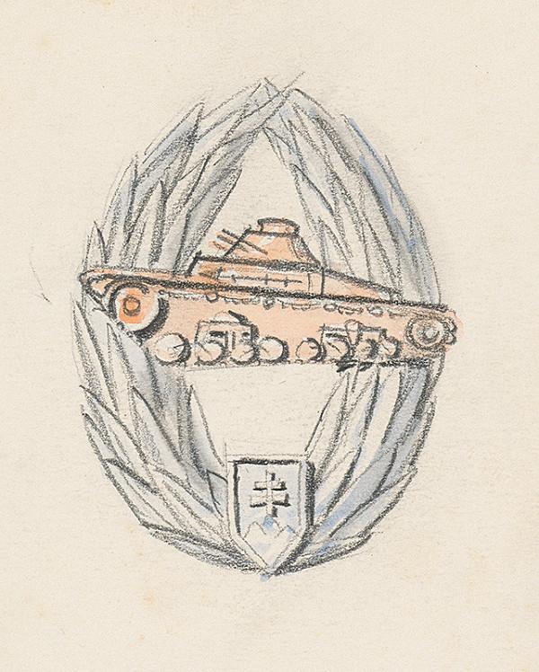 Fraňo Štefunko – Odznak pre útočnú vozku IX.