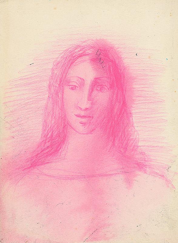 Ján Mudroch – Portrét ženy