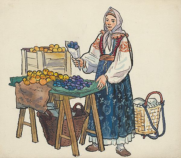 Jaroslav Vodrážka – Na trhu