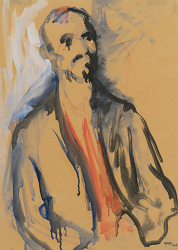 Viliam Chmel – Portrét muža
