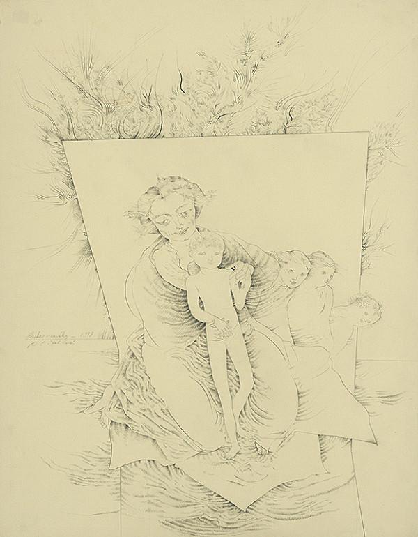 Alžbeta Štefunková-Szabová – Láska matky