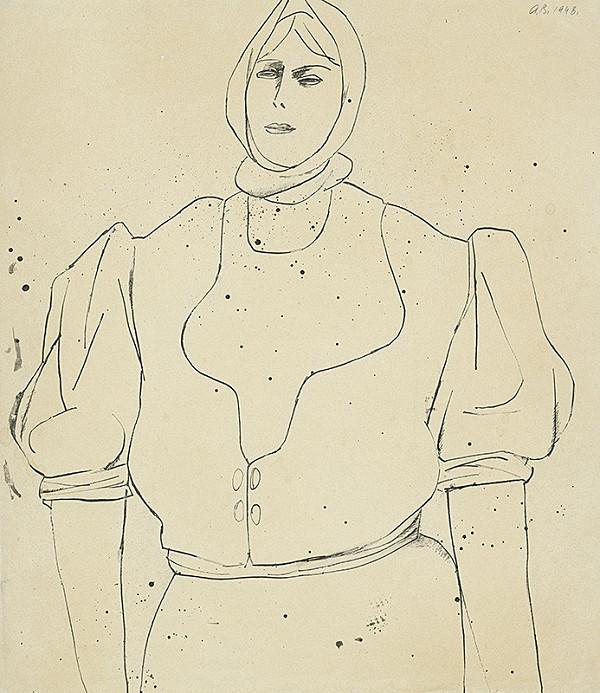 Andrej Barčík – Dedinčanka