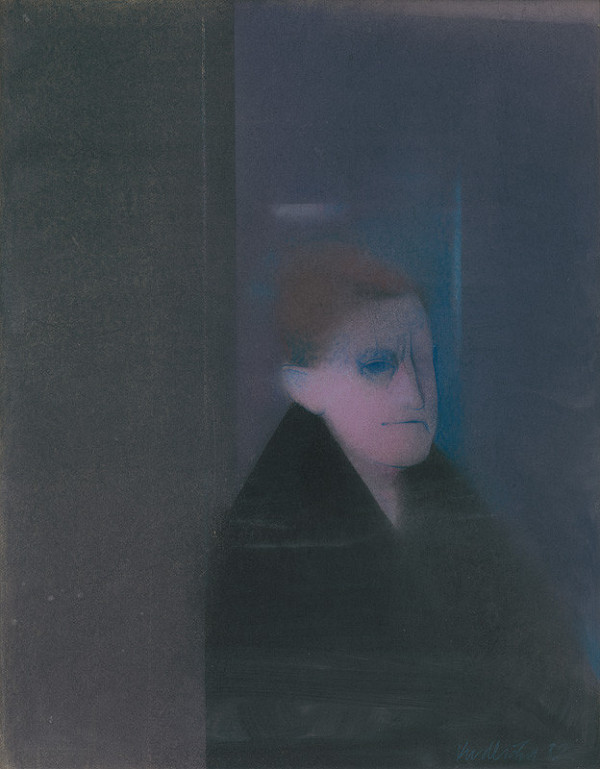 Ján Kudlička – Portrét