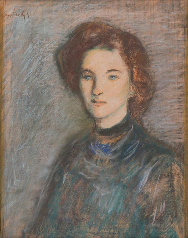 Ján Mudroch – Portrét pani O.H.