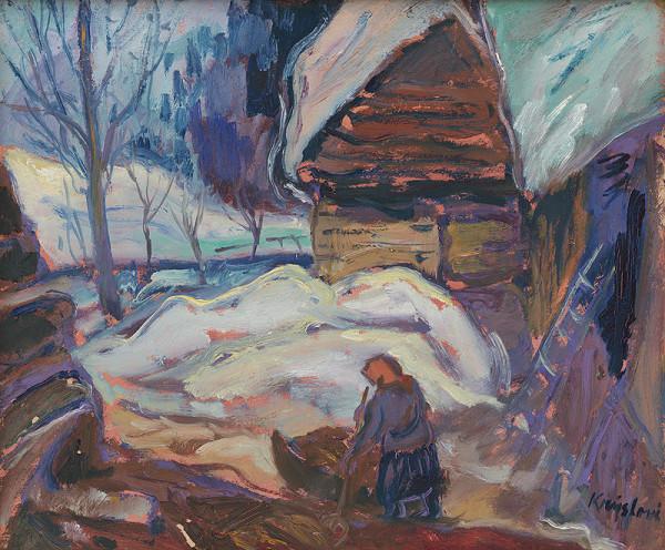 Oľga Krýslová – V zime