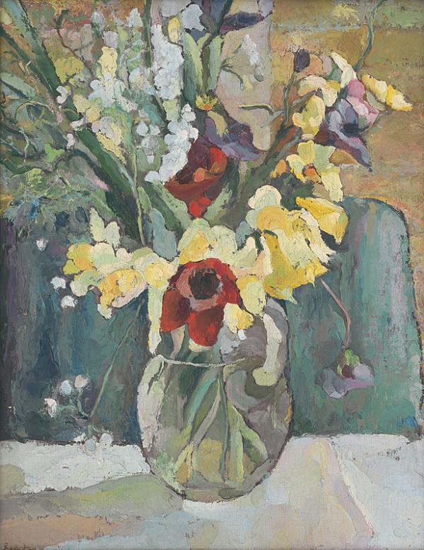 Lea Mrázová – Jarné kvety