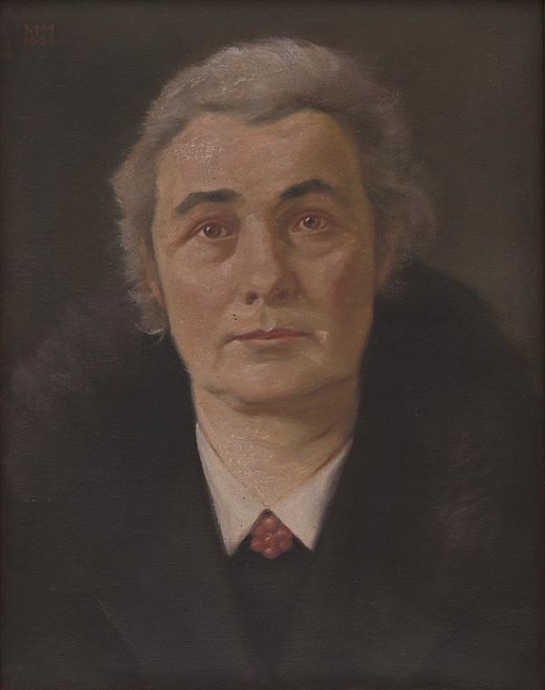 Milan Thomka Mitrovský – Portrét ženy