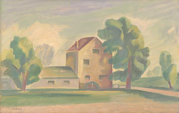 Ivan Šimko – Starý mlyn