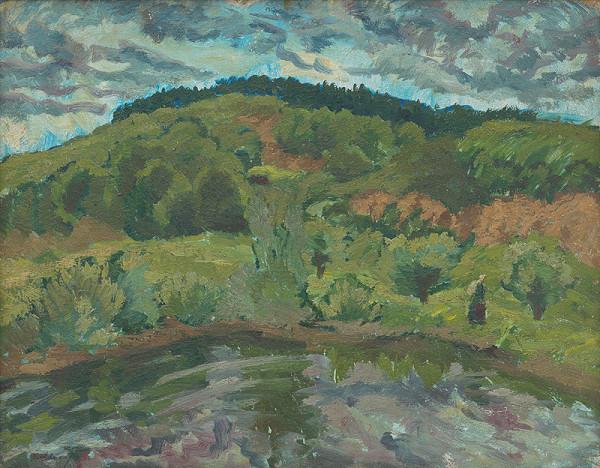 Janko Alexy – Pri jazere