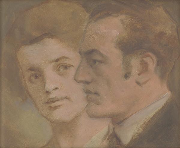 Milan Thomka Mitrovský – Muž a žena