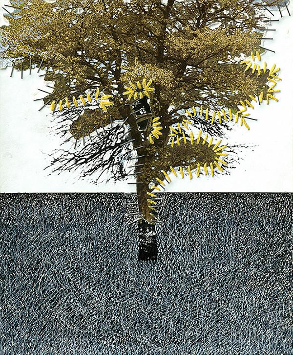 Viktor Hulík – Stromy č. 1