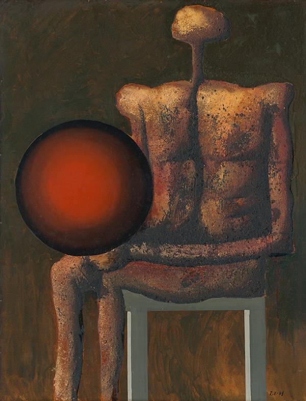 Rudolf Krivoš – Červený balón