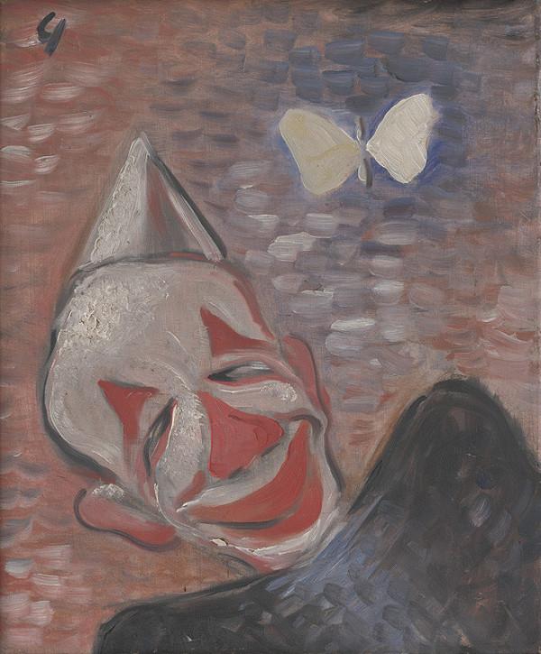 Mikuláš Galanda – Šašo s motýľom