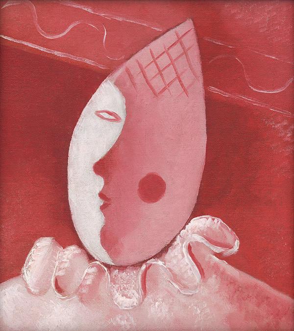 Mikuláš Galanda – Ružový šašo