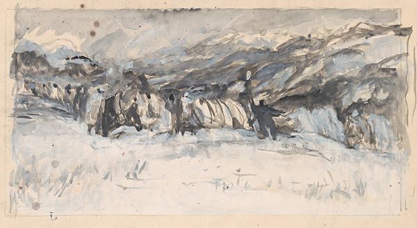 Viliam Chmel – Ústup do hôr