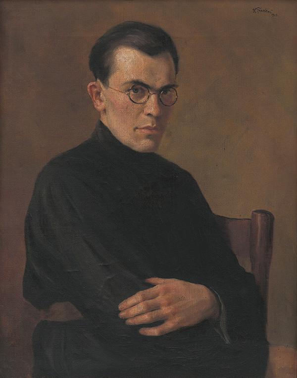 Ladislav Treskoň – Portrét Mikuláša Galandu