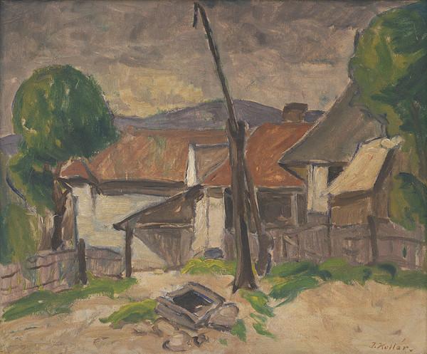 Jozef Kollár – Dvorec