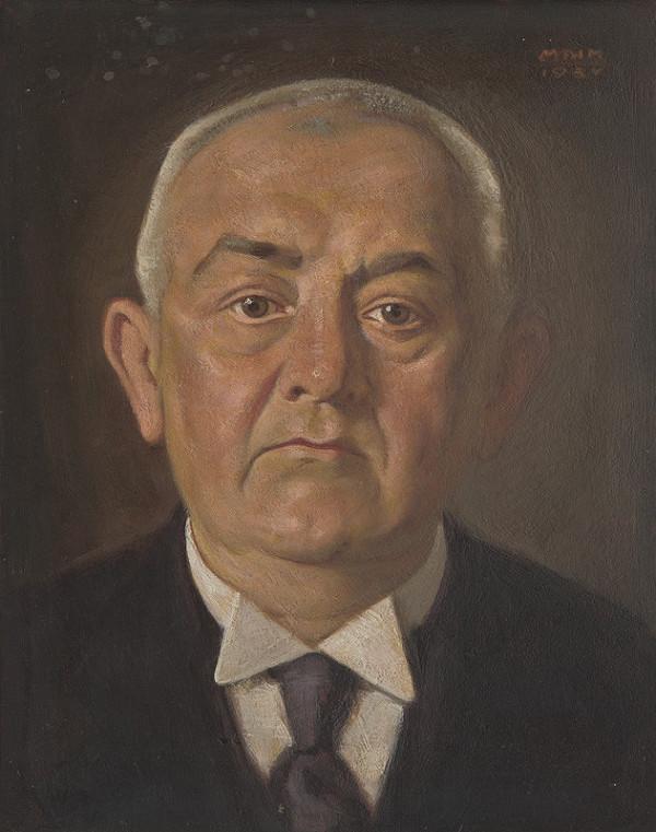 Milan Thomka Mitrovský – Portrét J. Országa