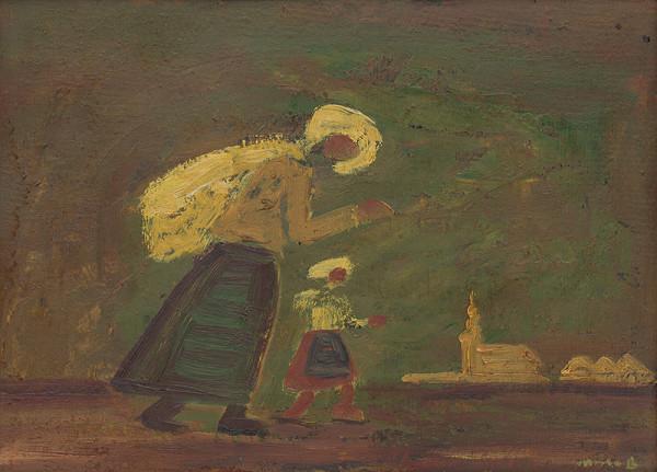 Miloš Alexander Bazovský – Chudoba