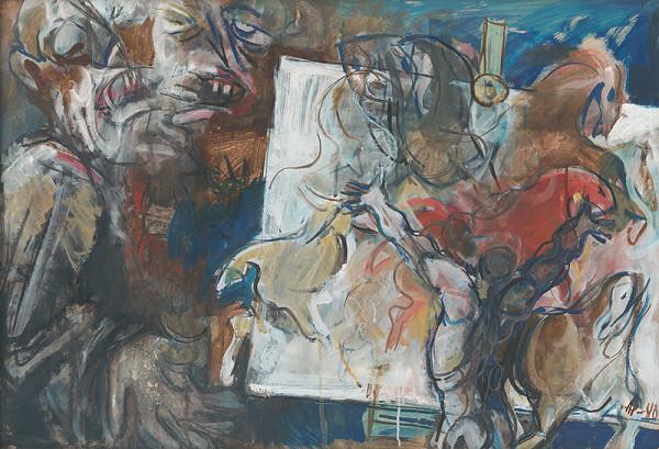 Alojz Petráš – Utiahnuté kone