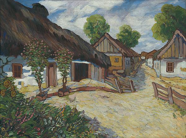 Anton Jasusch – Dedinská ulica