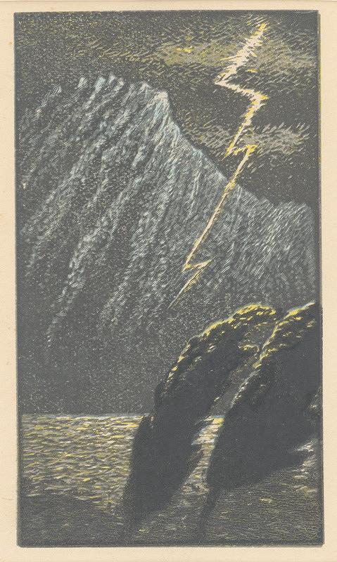 Otakar Štáfl – Búrka