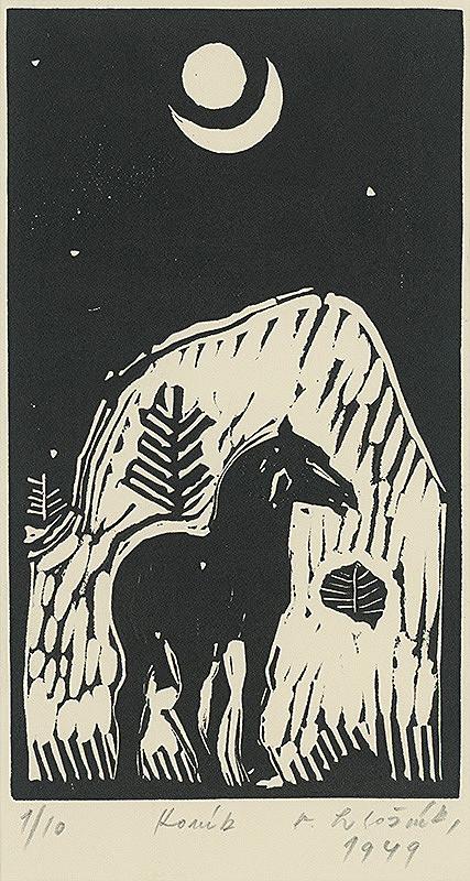 Vincent Hložník – Koník