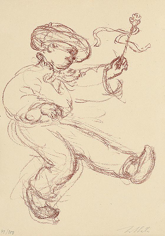 Jan Hála – Tanec