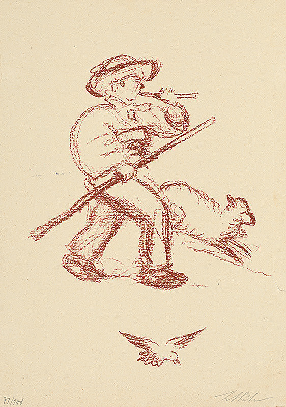 Jan Hála – Pastierik