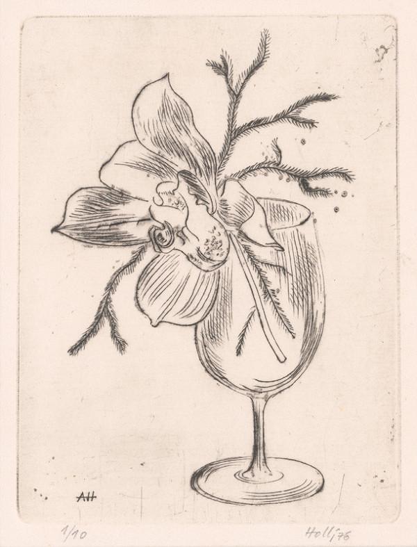 Anton Hollý – Orchidea