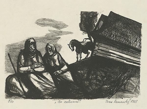 Ivan Rumanský – Na záhumní
