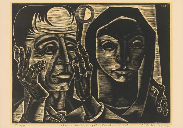Július Szabó – Chlap a žena