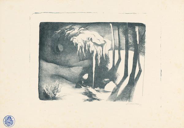 Alexander Eckerdt – Zimná krajina