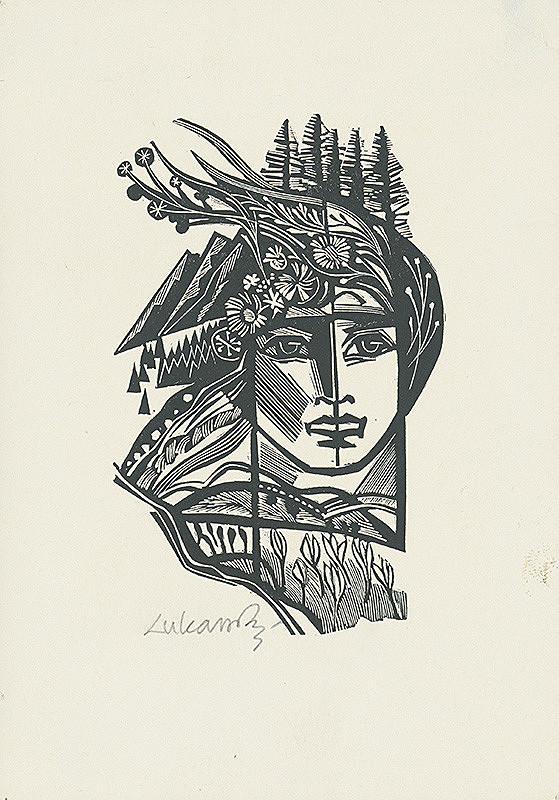 Jaroslav Lukavský - Ex libris
