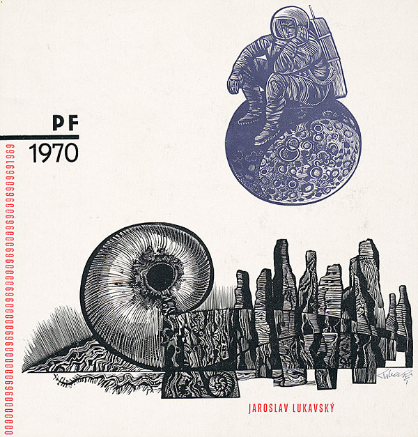 Jaroslav Lukavský – Vlastná novoročenka 1970
