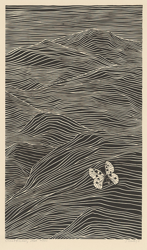 Orest Dubay – Motýĺ - Hory